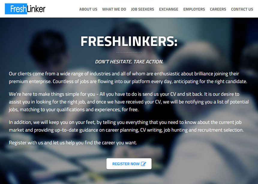 picture of FreshLinker screenshot 3 of 4