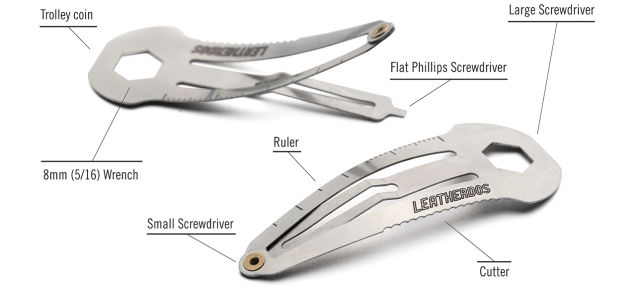 picture of An Awesome Multi-Function Clip That Hides a Toolbox In Your Hair
