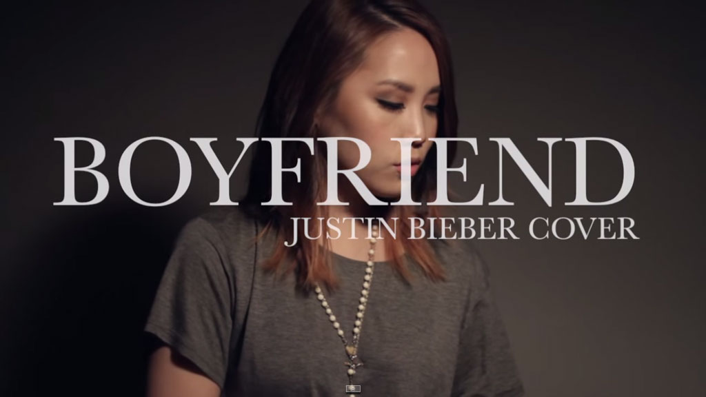Now Listening - Boyfriend by JENI (Justin Bieber Remake)