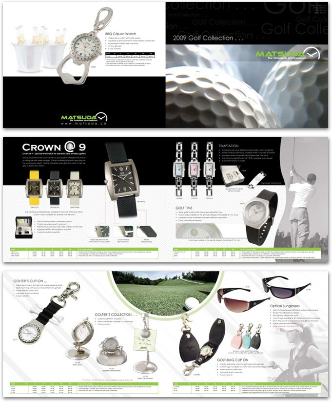 picture of Golf Collection Brochure screenshot 1 of 1