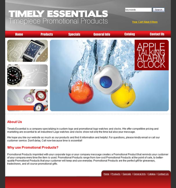 picture of Timely Essentials screenshot 1 of 1